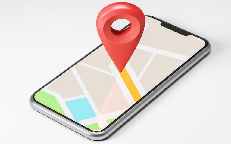GPS Lokalizáció