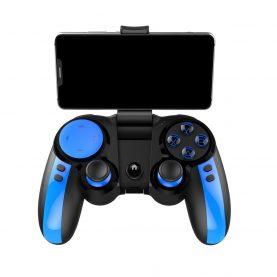 Gamepad Ipega PG-9090 BLUE ELF, Hatótávolság 8 méter, Turbó funkció, Autonómia 10 óra