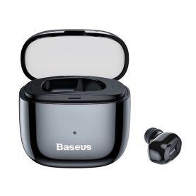 Bluetooth Fülhallgató Baseus Encok A03, 10 m kommunikációs távolság, Bluetooth 5.0, 1,5 órás töltési idő, Fekete