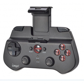 Gamepad Ipega PG-9017S, 380 mAh akkumulátor, Telefon tartó, Bluetooth, Hatótávolság 8 m