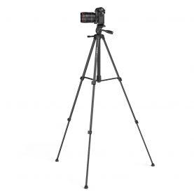 Selfi Állvány BlitzWolf BW-BS0 Pro, Fekete, Fényképezőgépekhez és Telefonokhoz, Távirányító