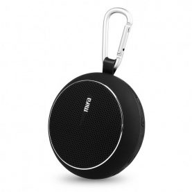 Hordozható Hangszóró Mifa F1, Fekete, 5 W, Bluetooth 5.0, Micro USB, 84 DB, 2000 mAh akkumulátor