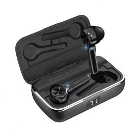 Fülhallgató BlitzWolf BW-FYE6 TWS, Fekete, Wireless, Bluetooth 5.0, IPX6 védelem