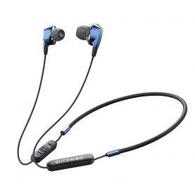 Fülhallgató BlitzWolf BW-BTS4, Kék, Bluetooth 5.0, IPX5 ellenállás