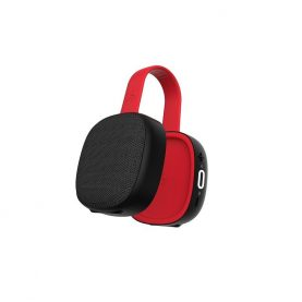 Hordozható Hangszóró Havit E5, Piros, Bluetooth 4.2, 4000 mAh akkumulátor, 5W, Autonomy 30H, TWS funkció