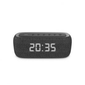 Hordozható hangszóró Havit M29, Fekete, Rádió és óra, Bluetooth 4.2, 10W, 65 dB, 2000 mAh akkumulátor