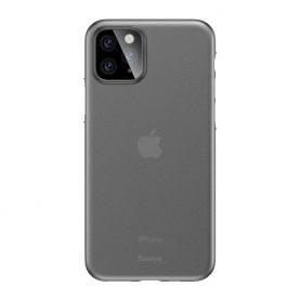 Apple iPhone 11 Pro Védőtok Baseus Wing Case, 5,8″,  Fehér / Átlátszó,