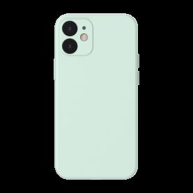 Baseus Védőtok Apple iPhone 12 Mini, Baseus Védőtok, Szilikon, 5,4″, Zöld