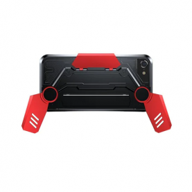 Apple iPhone 7/8 Baseus GamePad Védőtok, Piros