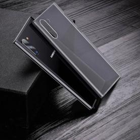 Samsung Galaxy Note 10 Védőtok, Baseus Wing Case, 6.3″, Fekete