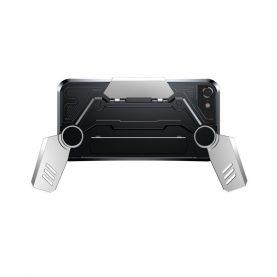 Apple iPhone 7/8 Baseus GamePad Védőtok, Ezüst