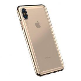 Apple Iphone X / Xs Védőtok, Baseus Safety Airbags Case, 5,8″, Arany