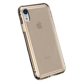Apple iPhone XR Védőtok, Baseus Safety Airbags Case, 6,1″, Arany