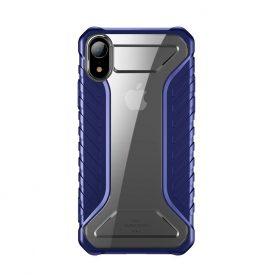 Apple iPhone XR Védőtok, Baseus Michelin, 6,1″, Kék
