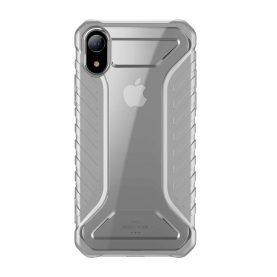Apple iPhone XR Védőtok, Baseus Michelin, 6,1″, Szürke