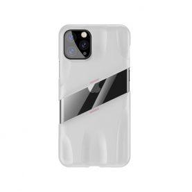Apple Iphone 11 Pro, Baseus Let's Go Airflow Védőtok, 5,8″, Fehér