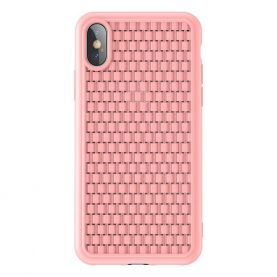 Apple iPhone XS Max Védőtok, Baseus BV, 6,5″, Rózsaszín