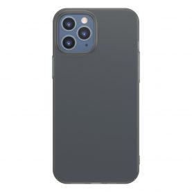 Baseus Védőtok Apple iPhone 12 Pro Max, Comfort tok, 6,7″, Fekete