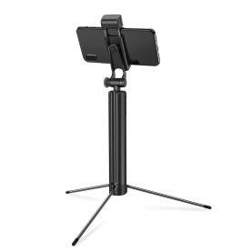 Szelfibot BlitzWolf BW-BS8, Kihúzható 82 cm, LED zseblámpa, Bluetooth távirányító