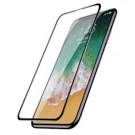 Képernyővédő üvegfólia Apple iPhone X / XS, Átlátszó, 0,3 mm