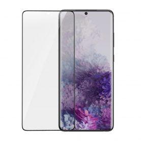 2 Db Üvegfólia Csomag Samsung Galaxy S20 Plus, Átlátszó, Vastagság 0,15 mm