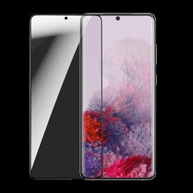 2 Db Üvegfólia Csomag Samsung Galaxy S20 Ultra, Átlátszó, Vastagság 0,15 mm