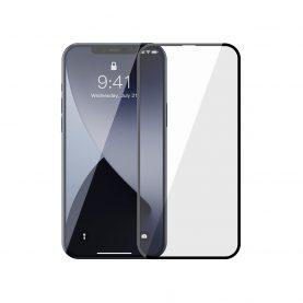 2 Db Üvegfólia Csomag iPhone 12 Mini Készülékhez, Vastagság 0,23 mm, Biztonságos üveg, 5,4″