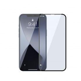 2 Db Üvegfólia Csomag iPhone 12 Mini Készülékhez, 0,23 mm Vastagságú, Kék fényszűrő, 5,4″