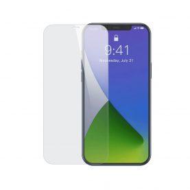2 Db Üvegfólia Csomag Iphone 12 Mini Készülékhez, Vastagsága 0,3 Mm, Baseus Edzett Üveg