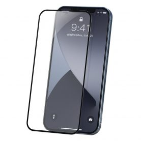 2 Db Üvegfólia Csomag Iphone 12 Mini, Baseus edzett üveg, Vastagság 0,23 Mm, 5,4″