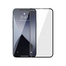 2 Db Üvegfólia Csomag Iphone 12/12 Pro Készülékhez, Baseus edzett üveg, 6,1″