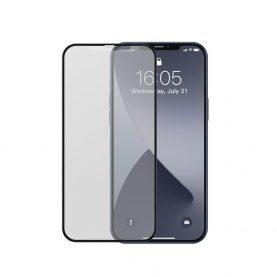 """2 Db Üvegfólia Csomag iPhone 12 Pro Max Készülékhez, Matt edzett üveg, 6,7 """", Vastagság 0,25 mm"""