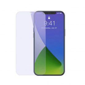 2 Db Üvegfólia Csomag iPhone 12/12 Pro Készülékhez, Edzett üveg, Kék fényszűrő, 0,3 mm, 6,1″