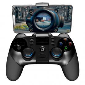 Gamepad Controller Ipega PG-9156, Bluetooth 4.0, Teleszkópos tartó, 380 mAh akkumulátor, USB töltés
