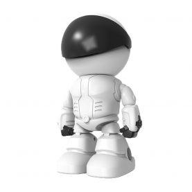 Bébiőr Little White Man A160-W, Kétirányú kommunikáció, Alkalmazásfigyelés, Intelligens zoom, Mikrofon, Éjszakai nézet
