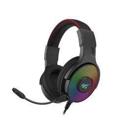Gamer Fejhallgató Havit H2028U, Mikrofon, 3D Hang, USB csatlakozás, 2,1 m kábel