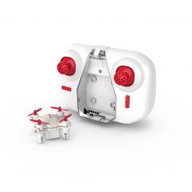 Hubsan H001 Drón, Repülési idő 3 perc, 360 Flips & Rolls, 80 mAh-s akkumulátor, 25 m távolsági repülés