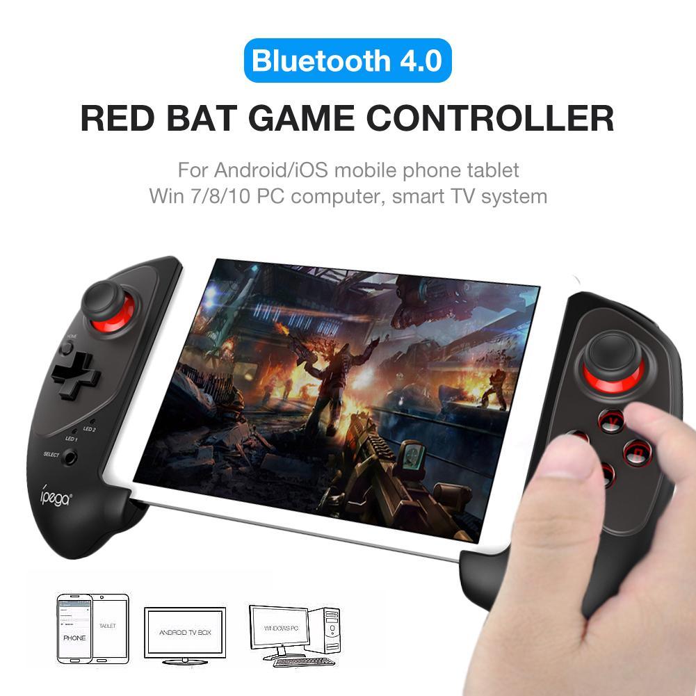 Gamepad Ipega PG-9083S Bluetooth, Vezeték nélküli, Teleszkóp, Praktikus Stretch Joystick Pad iOS / Android / WIN rendszerhez