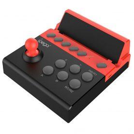 Gamepad Ipega Bluetooth , Retro arcade Turbo, Joystick telefonállvány, Tablet, Android iOS, Akkumulátor 380mAh