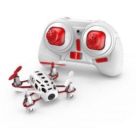 Hubsan H111C Nano Q4 Drón, Autonómia 6 perc, Maximális távolság 50 m, Kamera 480P, USB töltés