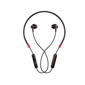 Sport Fülhallgató BlitzWolf AA-NH2, Nyakpántos mágneses, Piros – Fekete, Wireless, Bluetooth 5.0, IPX5 vízállósággal