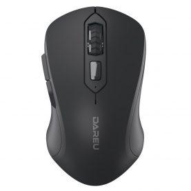 Dareu LM115G Gaming Egér, Vezeték nélküli kapcsolat, 6 gomb, Érzékenység 800 – 1600 DPI