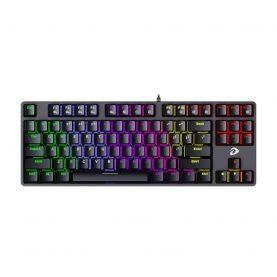 Dareu EK880 Gaming Billentyűzet, Mechanikus, RGB megvilágítás, USB -csatlakozás, 1,8 m kábelhossz