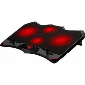 Gaming Laptop Hűtő Havit F2081, USB tápegység, 4 ventilátor